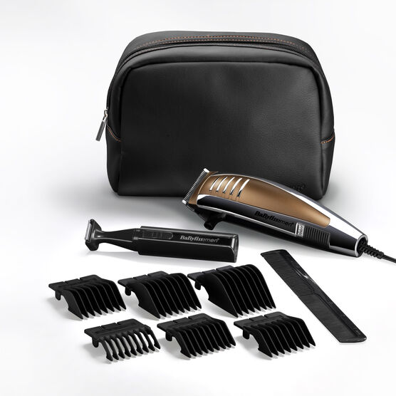 COPPER EDITION HAIR CLIPPER GIFT SET Image 2