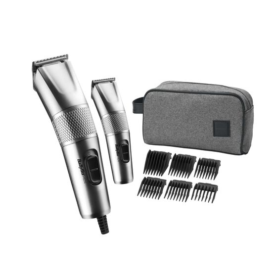 Steel Edition Hair Clipper Gift Set