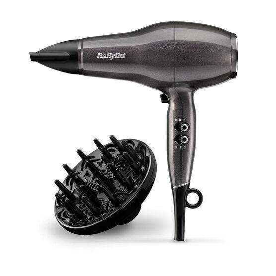 BaByliss Platinum Diamond 2300 AC Hair Dryer - Image 1